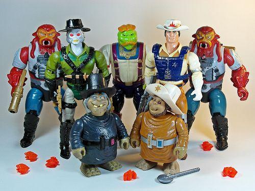 Bravestarr Toys