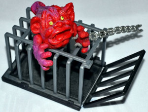 Caged Boglin 1
