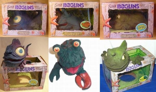 Soggy Boglins