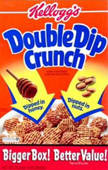 Double Dip Crunch