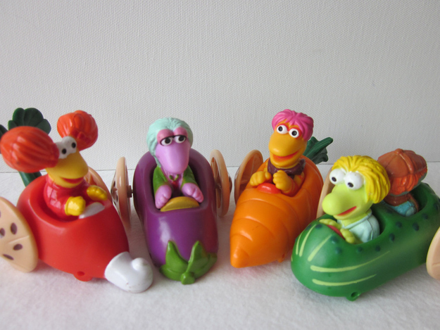 15 Coolest Mcdonald S Toys Of The 1980 S