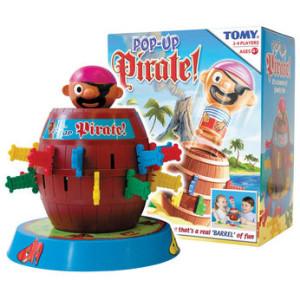 Pop-Up Pirate