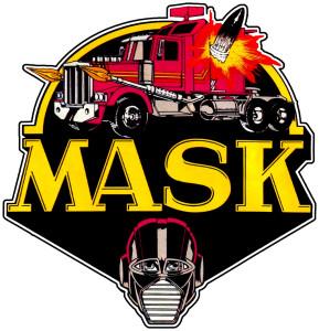 M.A.S.K. toys