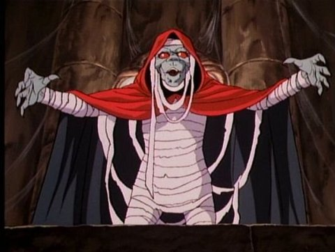 What was Mumm-Ra's Biggest Weakness?