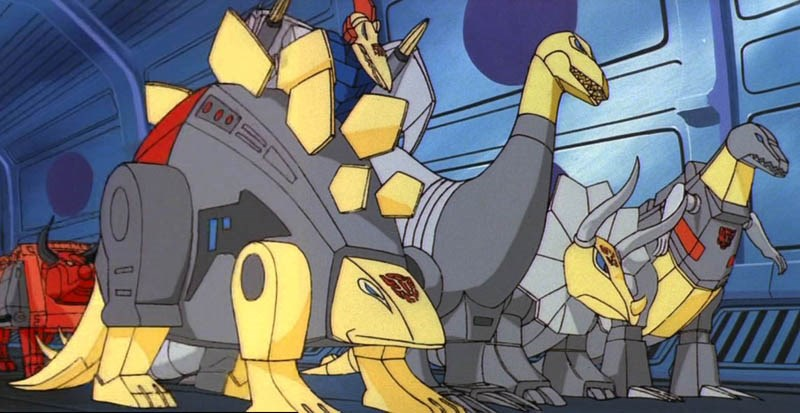 What Did Megatron Claim Was Dinobot Sludge's Biggest Weakness?