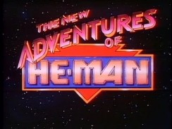 He-Man Toys (The New Adventures Of He-Man)