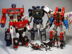 Transformers Toys (Generation One)