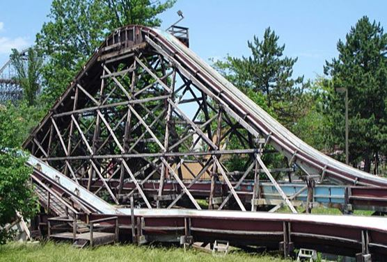 Geauga Lake - The Abandoned Theme Park In Ohio