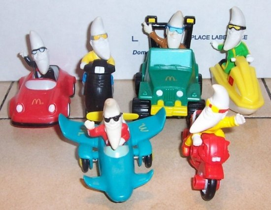 15 Coolest McDonalds Toys Of The 1980s