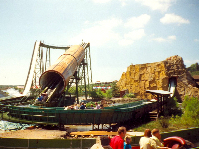 The Rise And Fall Of The American Adventure Theme Park