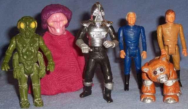 Battlestar Galactica Toys